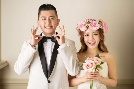 Rapper Huckleberry P And Singer Na Aram Are Officially Hitched!