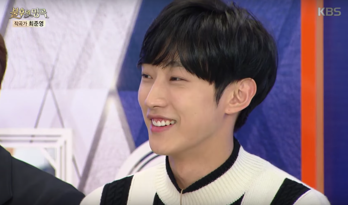 B1A4's Jinyoung Talks About The Real Reason He Started Acting