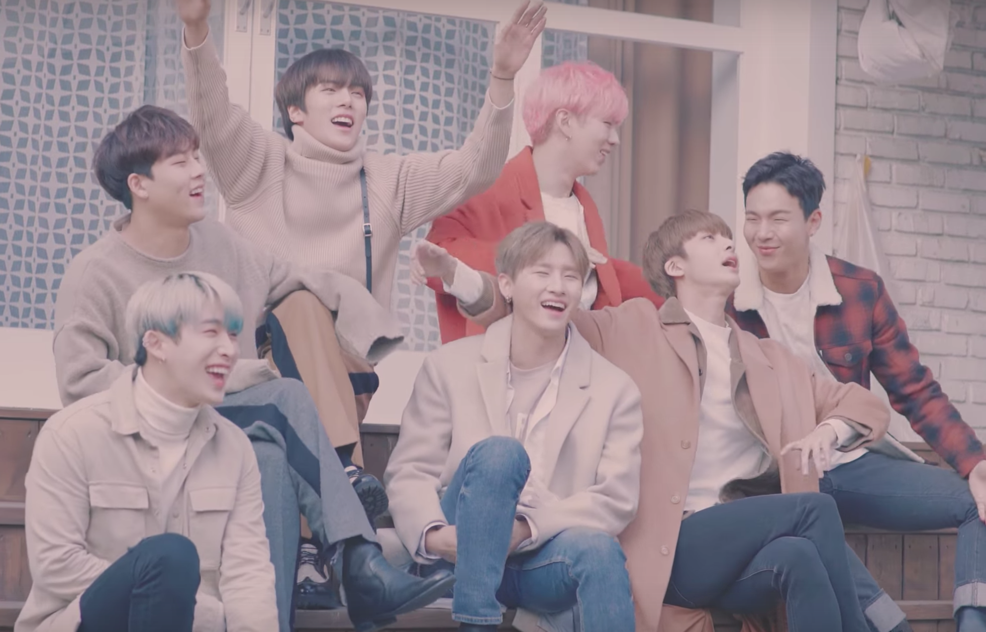 "Watch: MONSTA X Releases Special Music Video For ""White Love"""