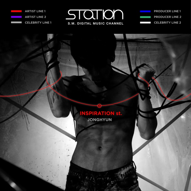 "SHINee's Jonghyun To Release Self-Composed Track For ""SM STATION"""