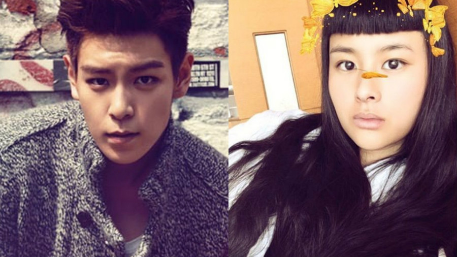 Asia Chow Rumored To Be Dating T.O.P, Becomes Target Of Verbal Abuse On Instagram