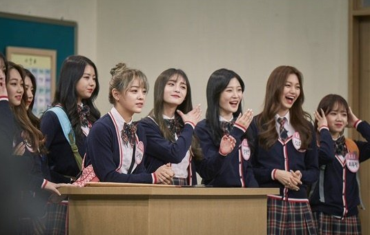 """""""Ask Us Anything"""" Catapults To Top Of Variety Show Ratings, Thanks To I.O.I's Appearance"""