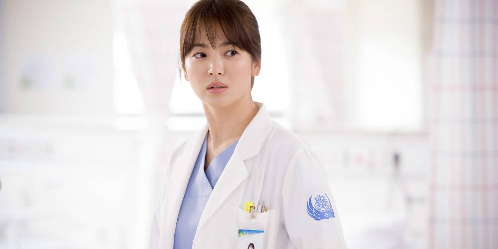 song hye kyo in DOTS
