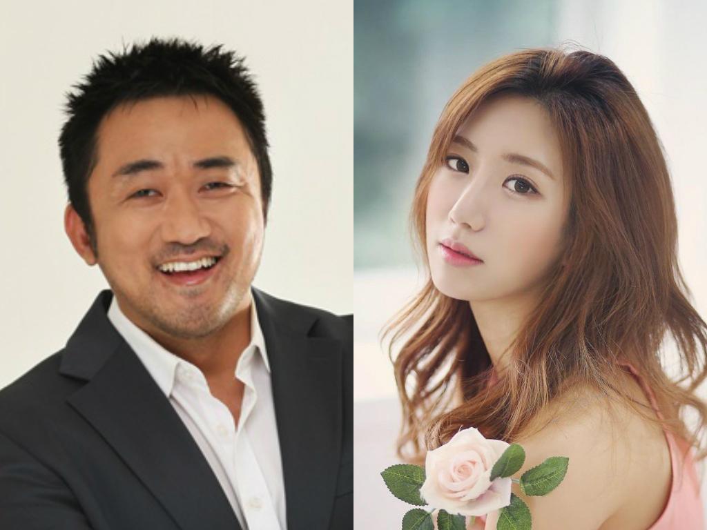 Ma Dong Seok Ye Jung Hwa
