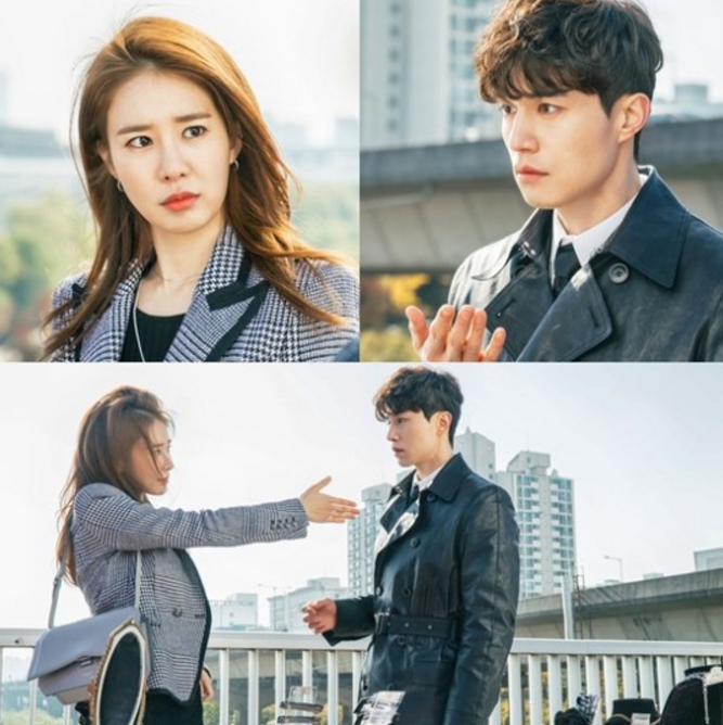 """Lee Dong Wook And Yoo In Na To Show Sexy Chemistry In Their First Meeting For """"Goblin"""""""