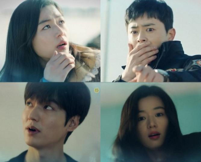 "Watch: Lee Min Ho Is Jealous For Jun Ji Hyun In Upcoming ""The Legend Of The Blue Sea"" Episode"