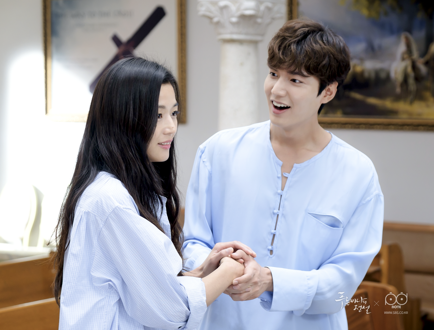 """QUIZ: Which """"The Legend of the Blue Sea"""" Character Is Your Soulmate?"""