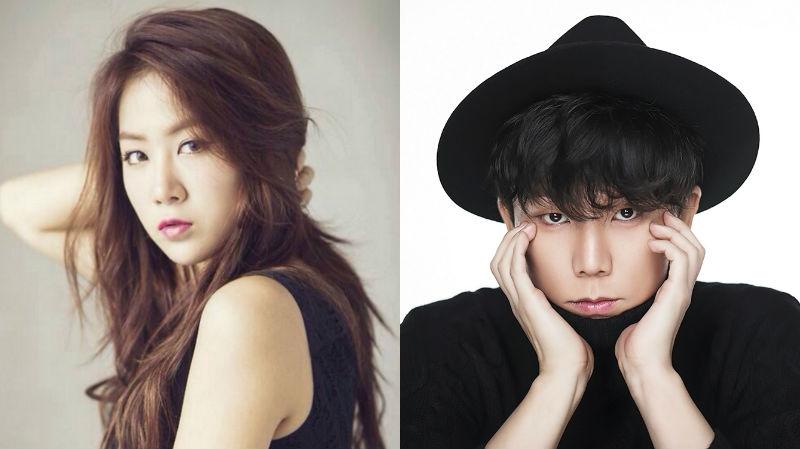 """Soyou X Junggigo To Perform New Duet Track Through Special """"Inkigayo"""" Segment"""