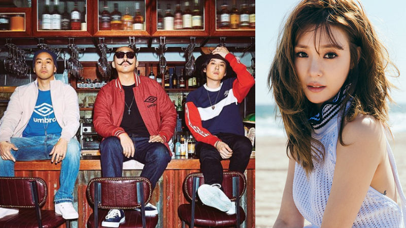 "Far East Movement Announces MV Release Date For ""Don't Speak"" Featuring Tiffany"