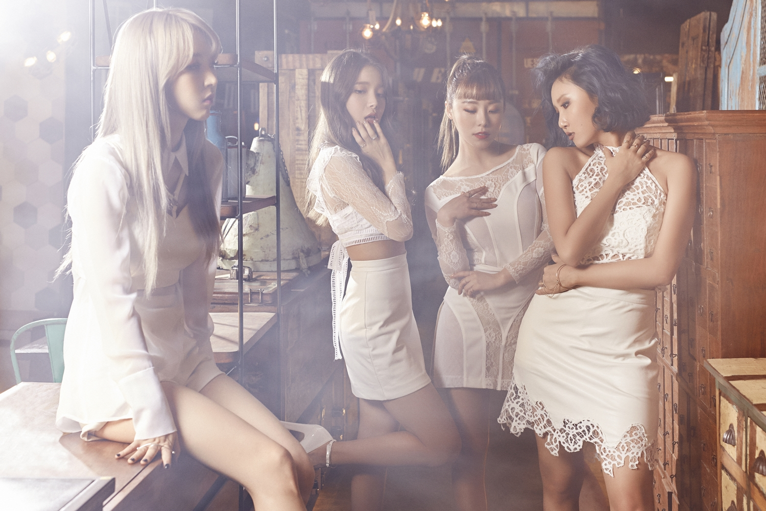 """MAMAMOO To Sing OST For """"Goblin"""""""