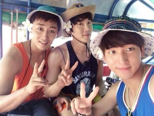 Son Ho Joon Yoo Yeon Seok Baro