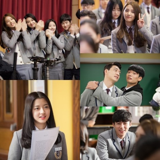 "Upcoming Drama ""Solomon's Perjury"" Releases Stills Of Its Bright Young Actors"