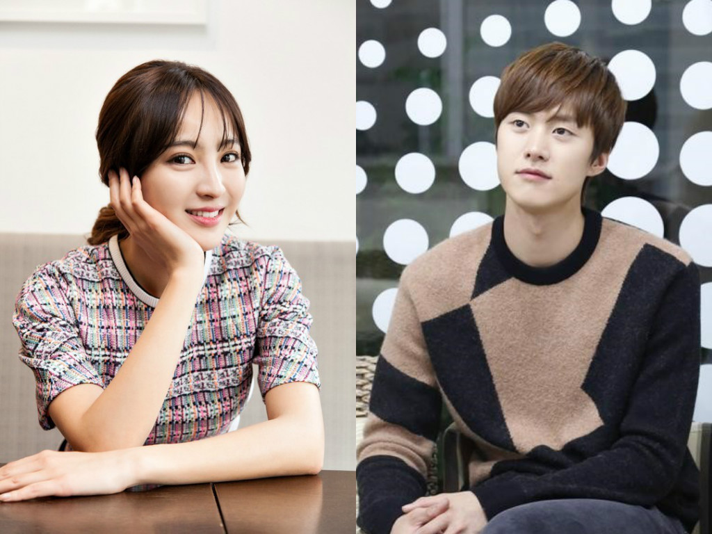 "Jung Hye Sung Shares Photo Of ""We Got Married"" Husband Gong Myung Showing Support For ""Chief Kim"""