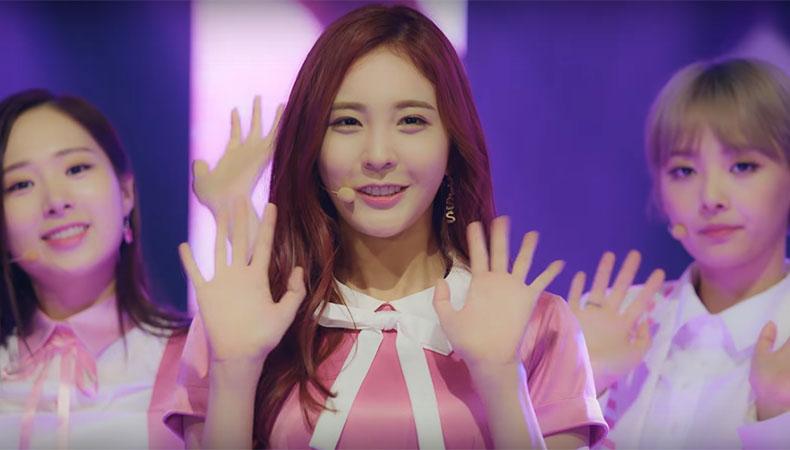 """SONAMOO Releases """"First Kiss"""" Music Video For Web Drama """"The Miracle"""" OST"""