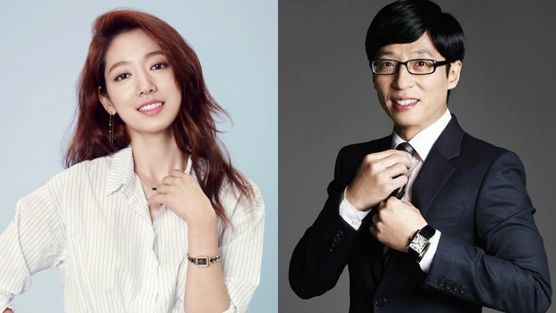 Park Shin Hye And Yoo Jae Suk Donate To Seomun Market Victims In Secret