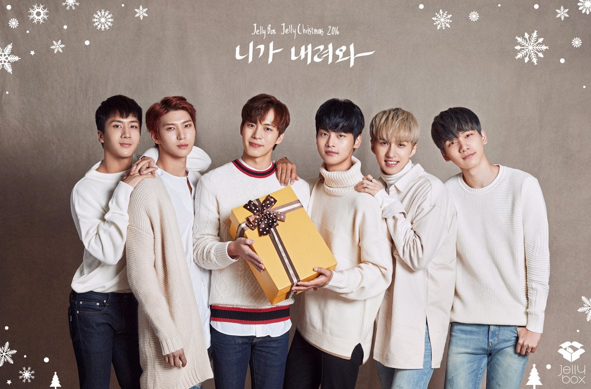 VIXX Has Gifts Galore Ready For Their Fans This Season