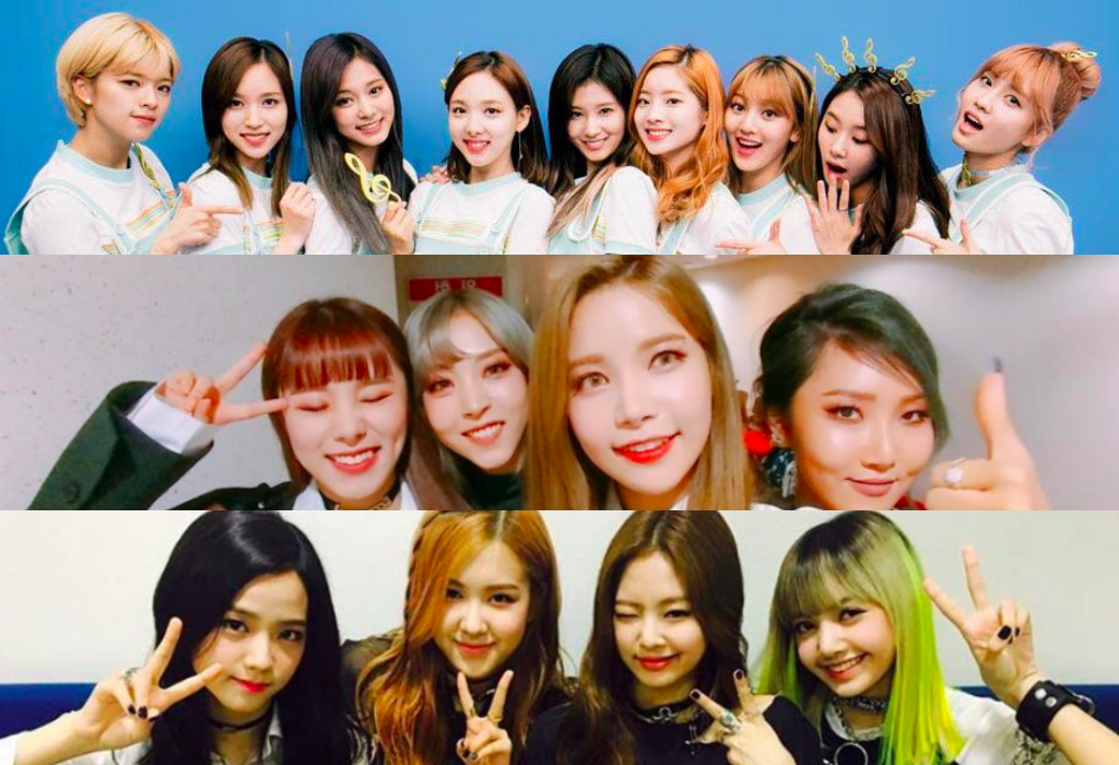 December Girl Group Brand Reputation Rankings Revealed
