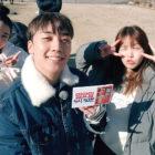 "BIGBANG's Seungri Becomes Snowboard Instructor On ""Flower Crew"""