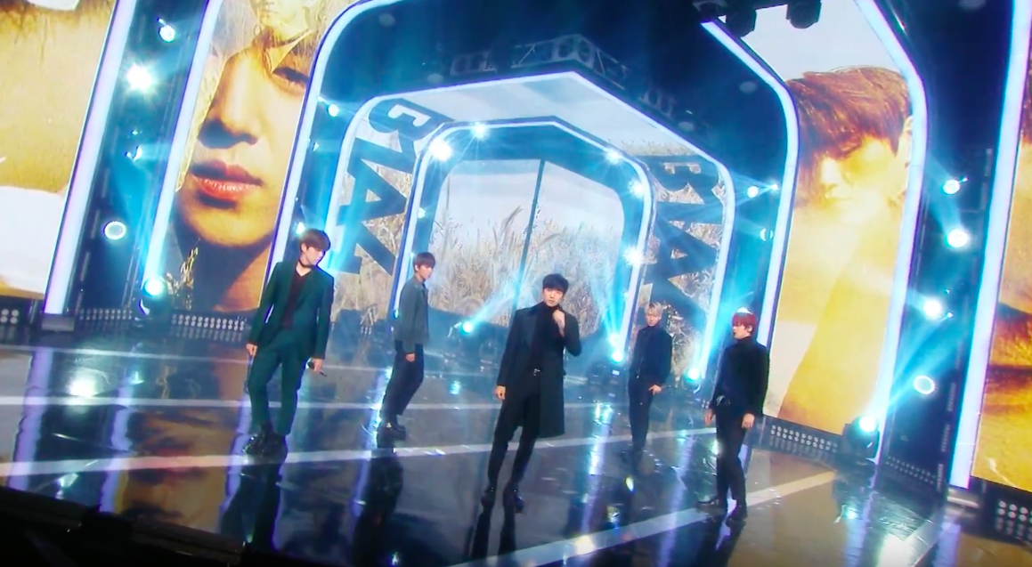 "Watch: B1A4, SEVENTEEN, MAMAMOO, And More Perform On ""Music Core"""