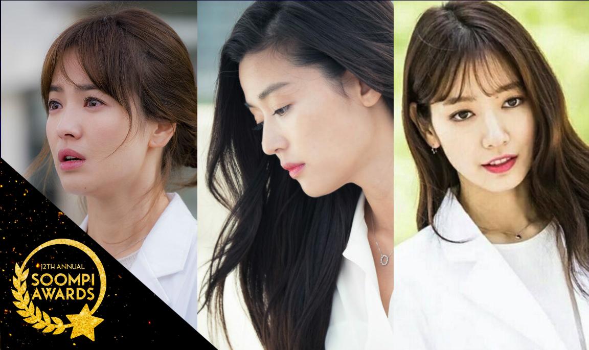 2016 soompi awards actress of the year