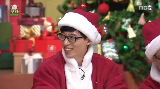 Yoo Jae Suk Wants Just One Thing This Christmas