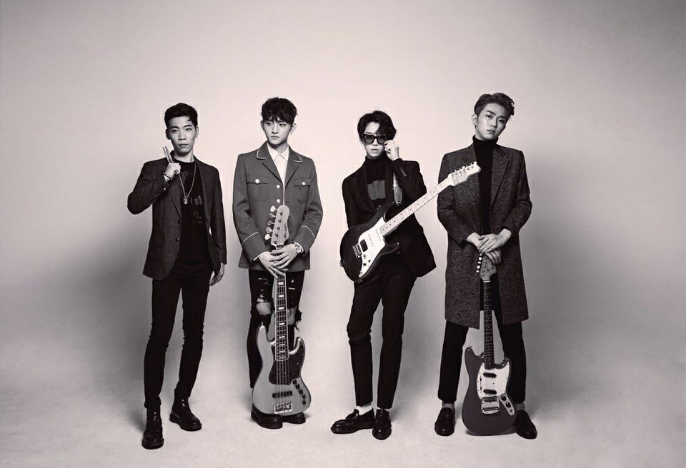 Former DAY6 Member Junhyeok Joins New Band Be-Blossom