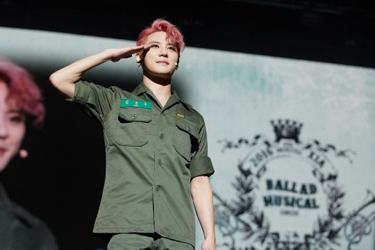 JYJ's Kim Junsu Reveals How He'll Spend His Time Before Enlisting In The Military