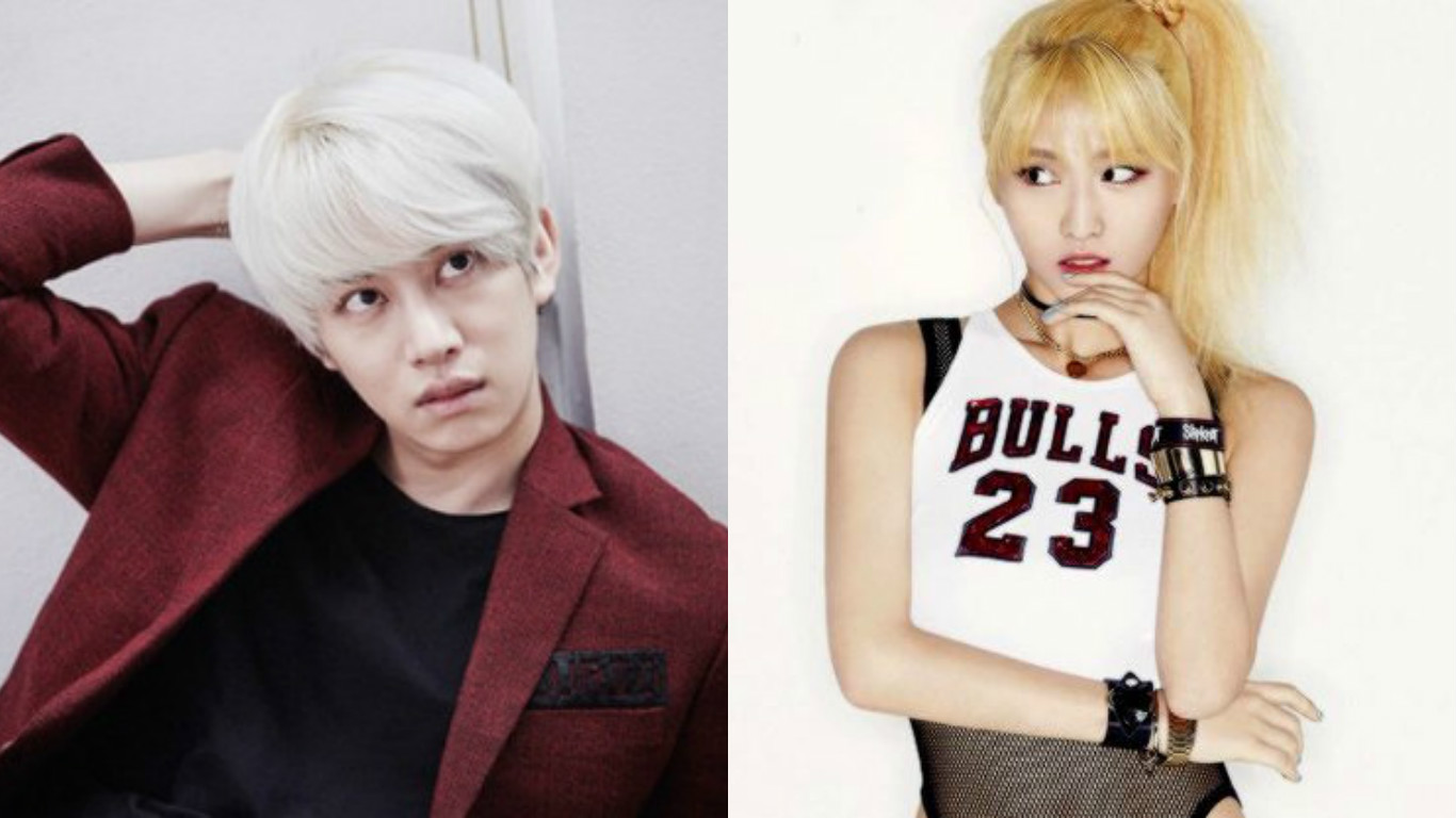 "Kim Heechul Says He Can't Fool TWICE's Momo On ""Secretly Greatly"""
