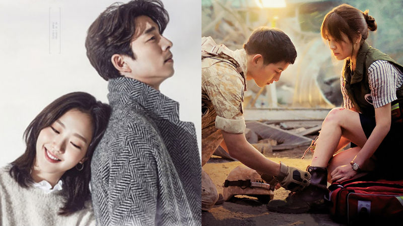 "tvN's ""Goblin"" Beats ""Descendants Of The Sun"" In Terms Of Buzzworthy TV Drama Rankings"