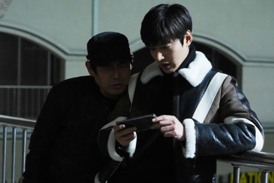 the legend of the blue sea bts lee min ho sung dong il