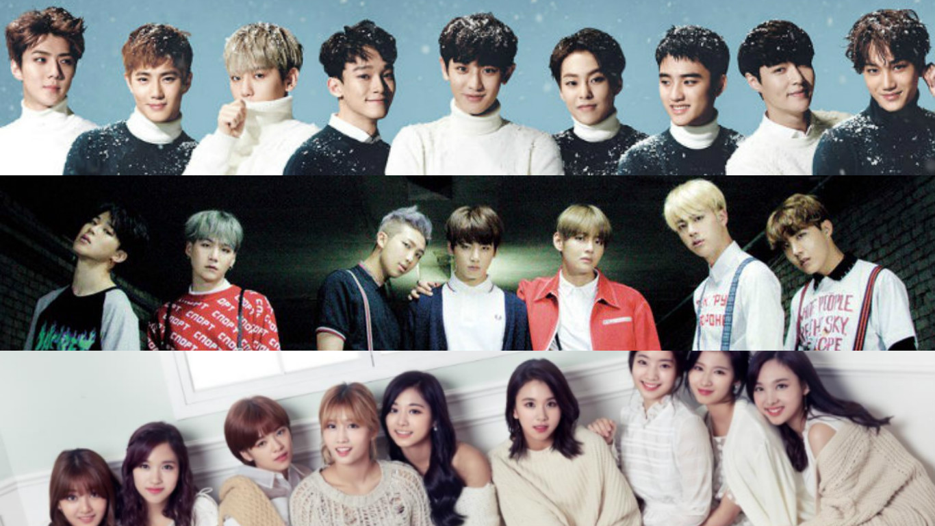 EXO, BTS, TWICE, GOT7, SHINee, Taeyeon, And Many More Officially Join 2016 SBS Gayo Daejun's Lineup