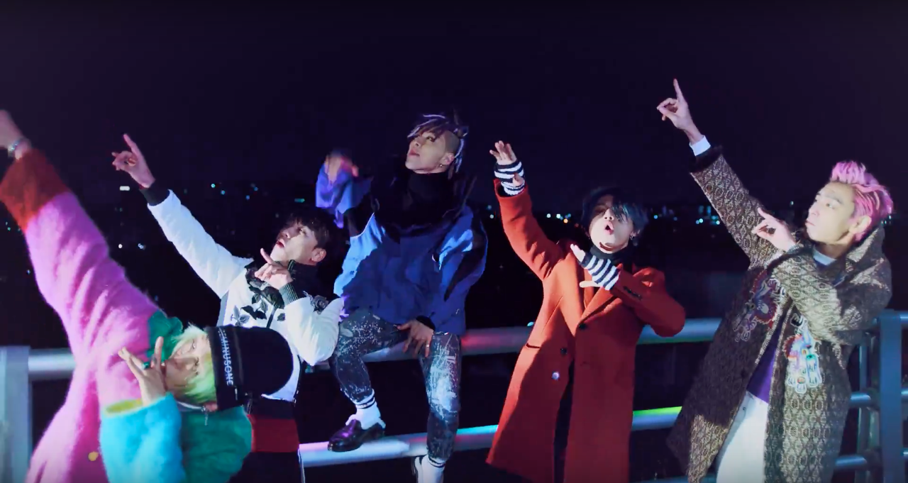 "Watch: BIGBANG Kicks Back And Relaxes In Long-Awaited ""FXXK IT"" MV"