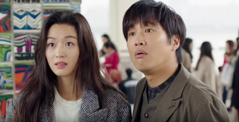 "Cha Tae Hyun Reveals How He Felt Working With Jun Ji Hyun Again On ""The Legend Of The Blue Sea"""