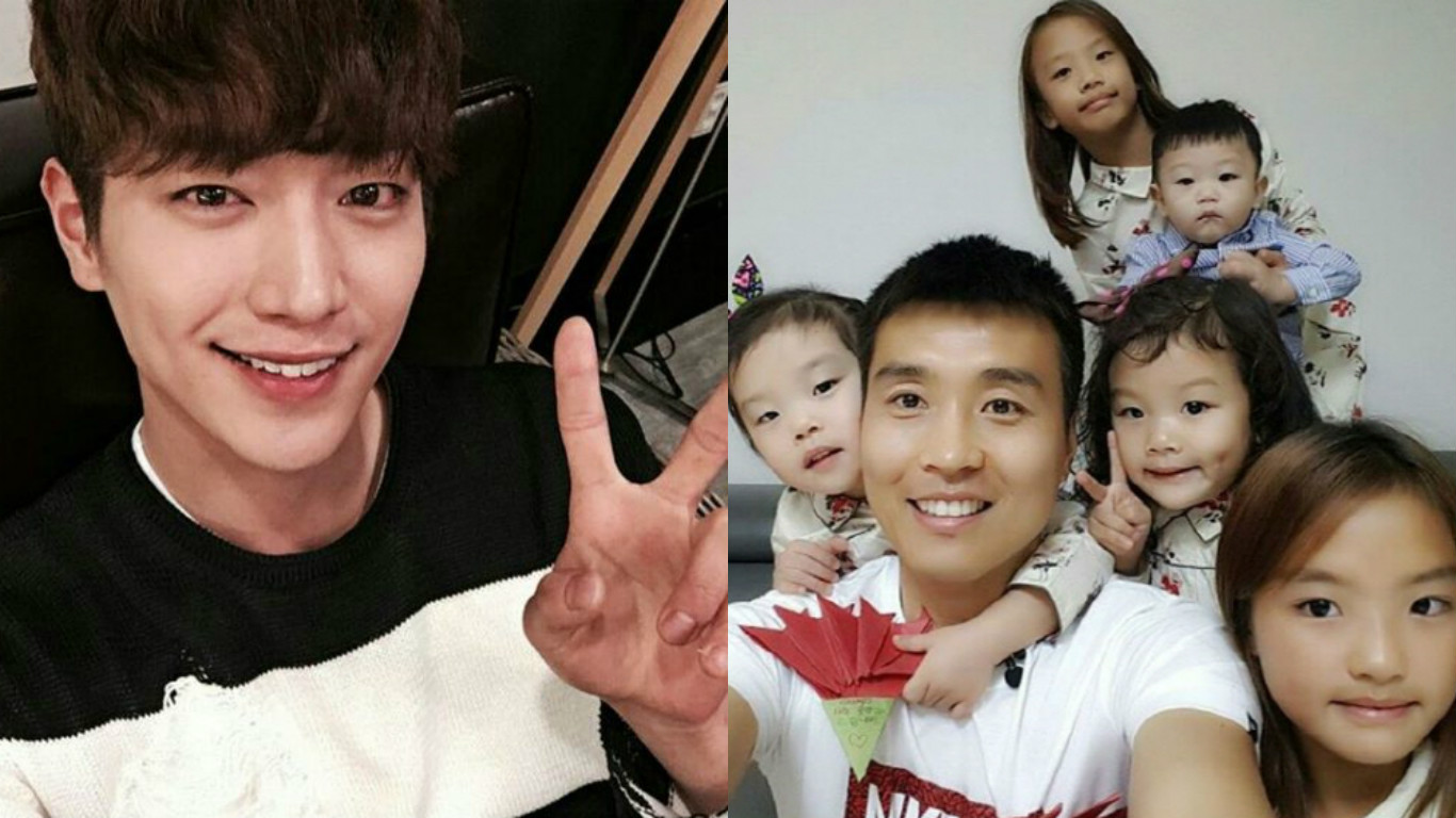 "Seo Kang Joon To Become Daebak's Uncle For A Day On ""The Return Of Superman"""