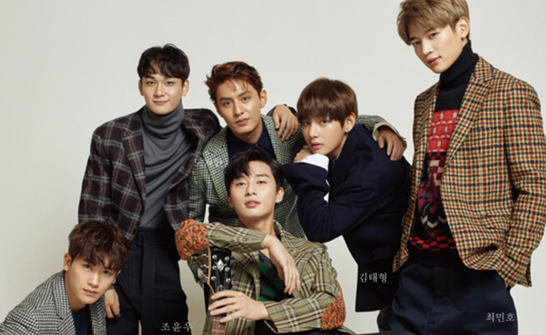 "The Men Of ""Hwarang"" Talk Friendship, Drinking, And More For High Cut Magazine"