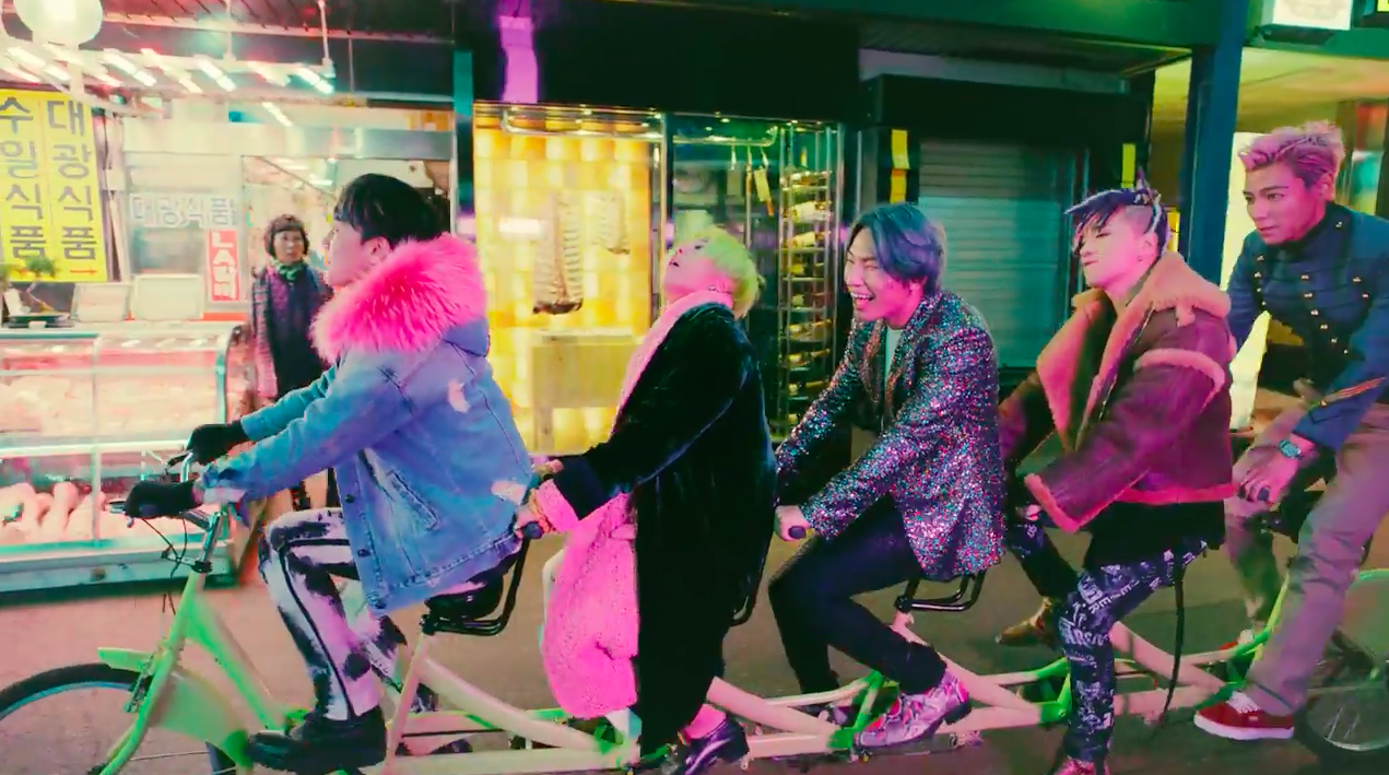 """BIGBANG Holds Top 3 Spots On Charts Over A Day After """"MADE"""" Release"""
