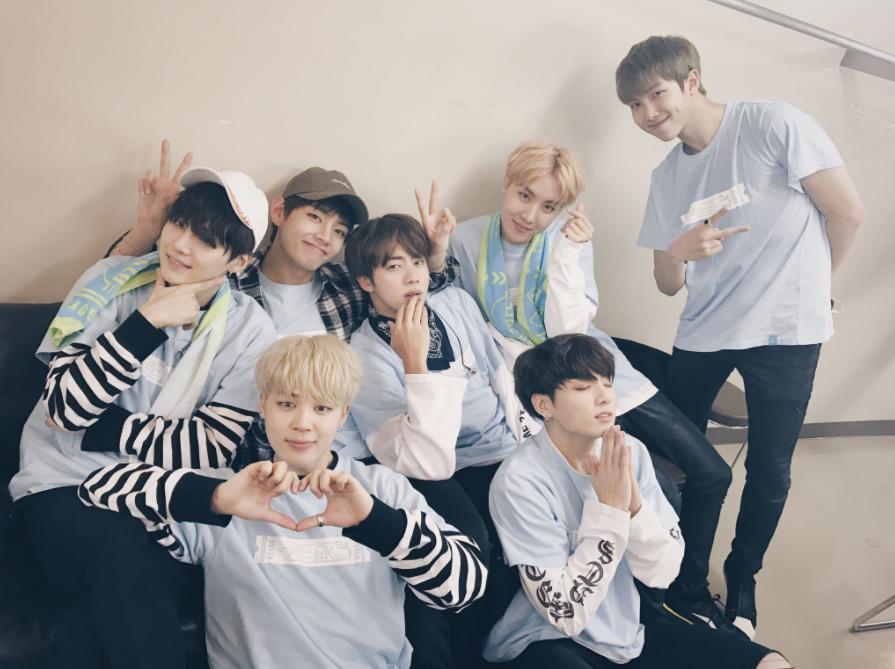 BTS Keeps Killing It On Billboard Charts