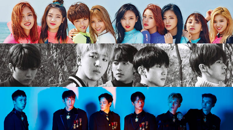 TWICE, B1A4, And More To Perform At 2016 SBS Awards Festival Star Zone
