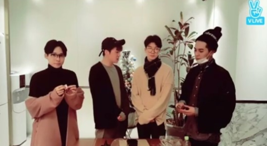 WINNER Gives An Update About Their Comeback + Song Mino Flexes His History Chops