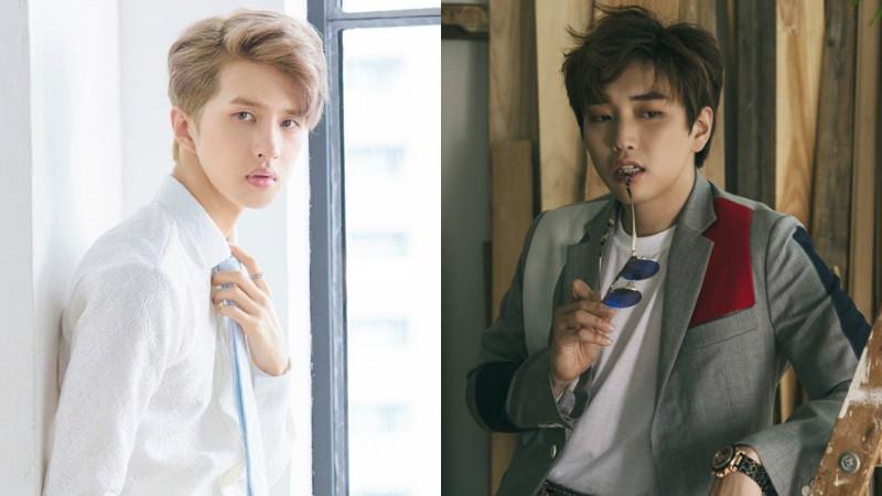 VIXX's Ken Has An Interesting Way Of Describing His Friendship With B1A4's Sandeul
