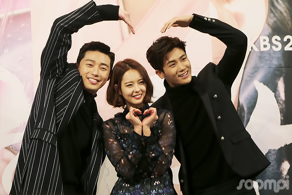 Exclusive Hwarang Press Conference Is Full Of Smiles And Bromance