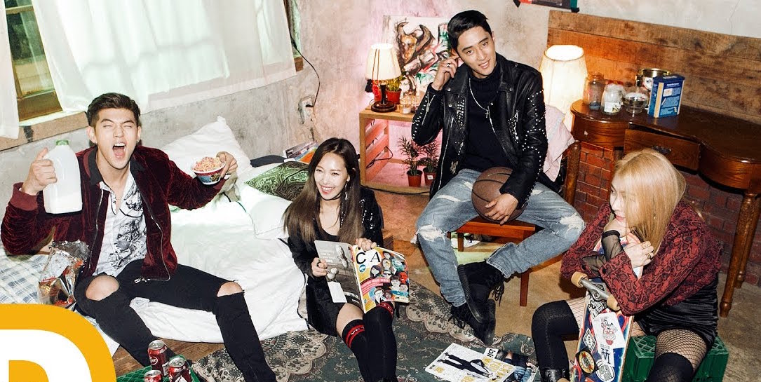 K.A.R.D Thanks International Fans And Say They've Never Been Happier