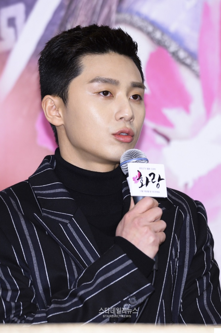Park Seo Joon Now Understands The Pains Of Having Long Hair