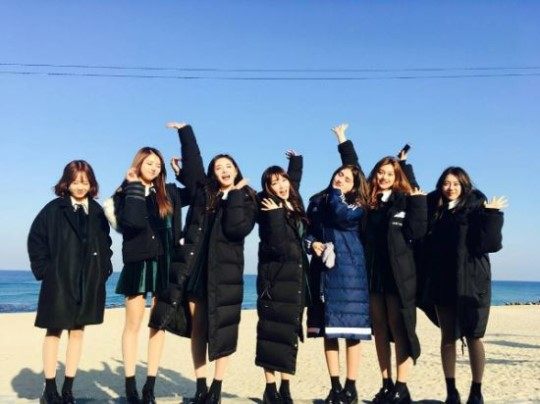 I.O.I Cherishes Precious Moment Together Showing Endless Friendship