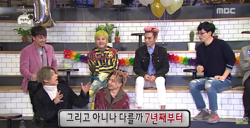 """BIGBANG Is Hilariously Realistic (But Not Exactly Helpful) About Secret To Beating Infamous """"7-Year-Curse"""""""