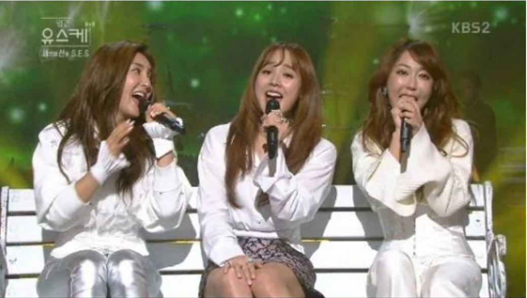 "First Generation Girl Group S.E.S Makes Comeback On ""Yoo Hee Yeol's Sketchbook"""