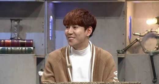 Block B's Park Kyung To Fulfill An Interesting Promise If His Solo Track Gets No. 1 On Music Sites