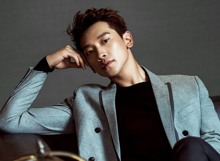 Rain Confirms Official Comeback Date And Reveals First Teaser Image