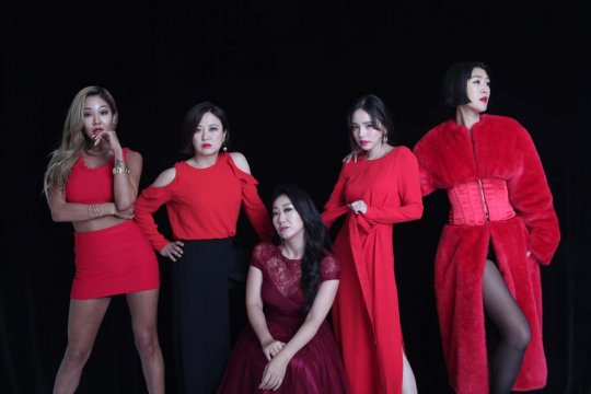 "Unnies From ""Sister's Slam Dunk"" To Perform At 2016 KBS Entertainment Awards"