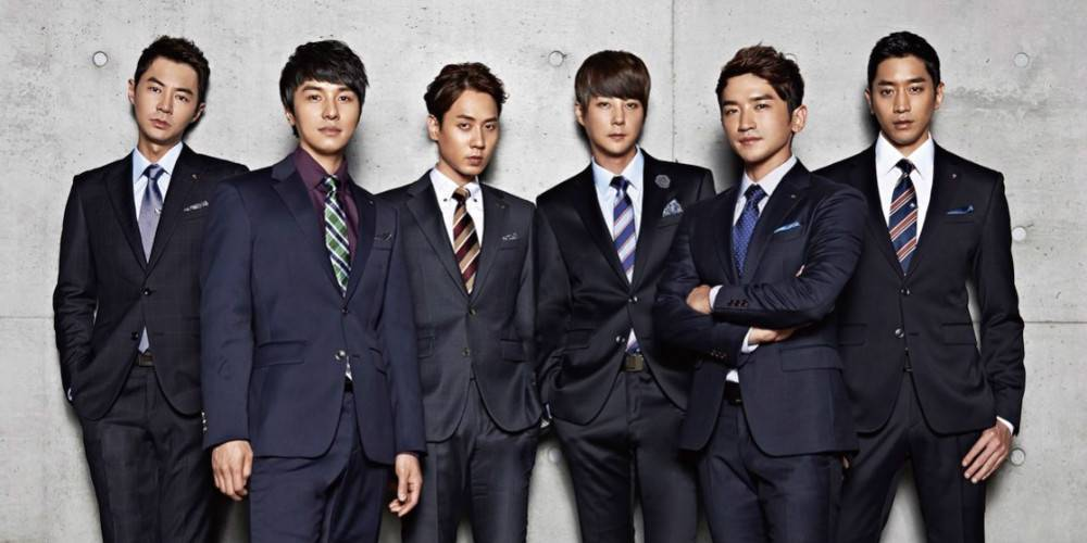 Shinhwa In Talks To Appear In 2016 MBC Gayo Daejejun